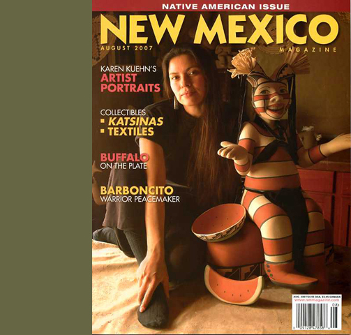 New Mexico Magazine - August 2007